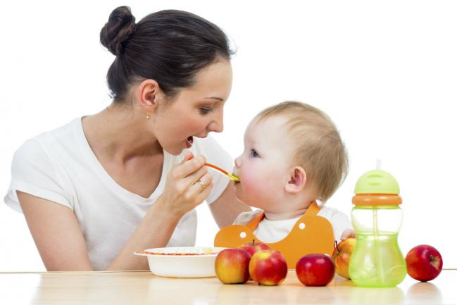 alimentacion para tu bebe