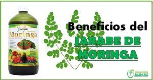 cuales son los beneficios del jarabe de moringa