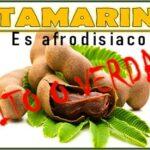 El tamarindo es afrodisiaco, mito o verdad