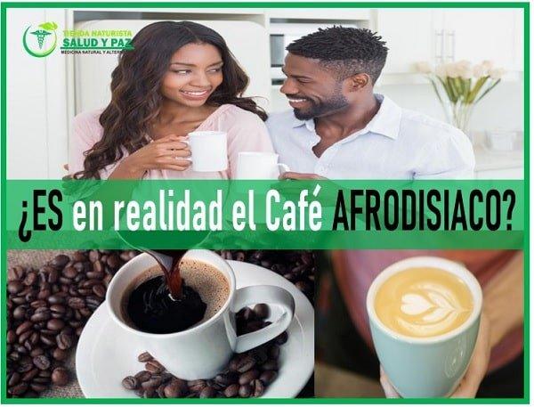 afrodisiaco cafe