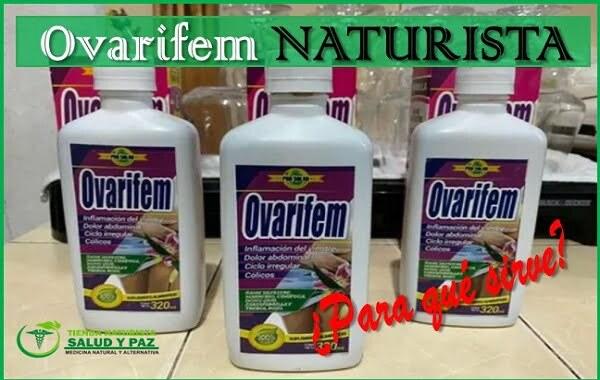ovarifem naturista