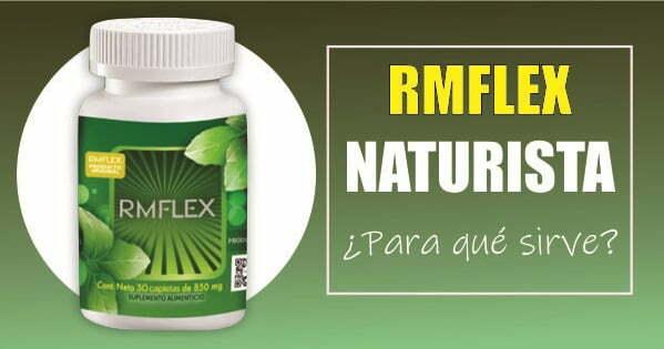 Beneficios del RMFLEX naturista
